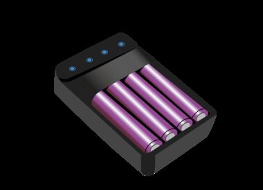 Batterien/Ladegeräte