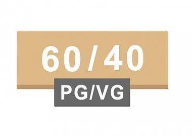 60/40 PG/VG