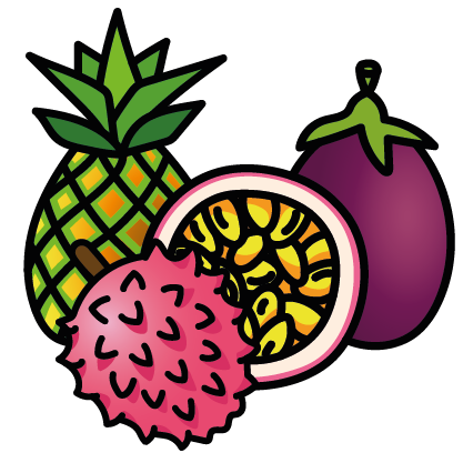 Exotic Fruit Flavors