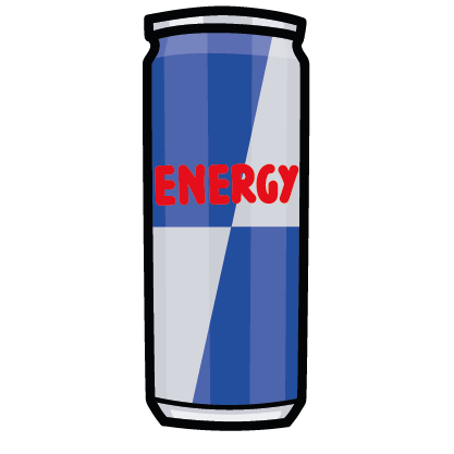Energiegetränk