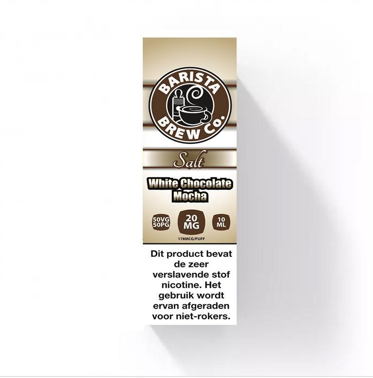 Barista Brew Co. -  White Chocolate Mocha