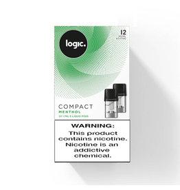 Logic Compact Pod - Menthol - 2Pcs