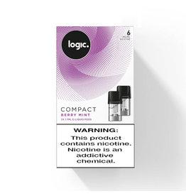 Logic Compact Pod - Beerenminze - 2 Stk