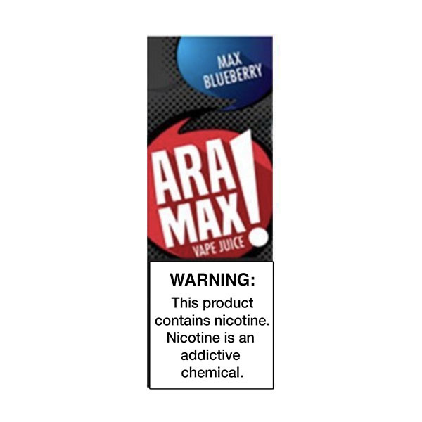 Aramax - Max Blueberry