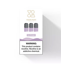 VOOM - Ice Grape pods - 3Pcs