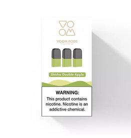 VOOM - Shisha Double Apple pods - 3Pcs