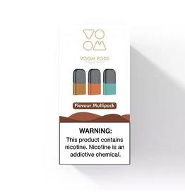 VOOM - Multipack Tobacco pods- 3Pcs