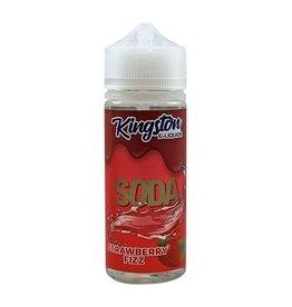 Kingston Soda - Erdbeer-Sprudel
