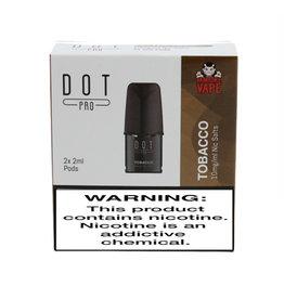 Vampire Vape Dot Pro Pod - Tobacco -2Pcs