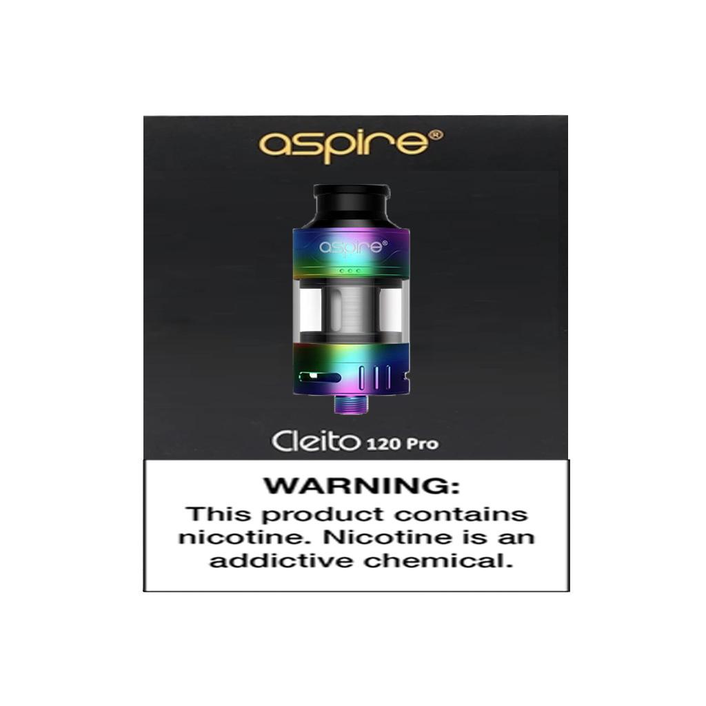 Aspire Cleito Pro Vape Tank - 2ml