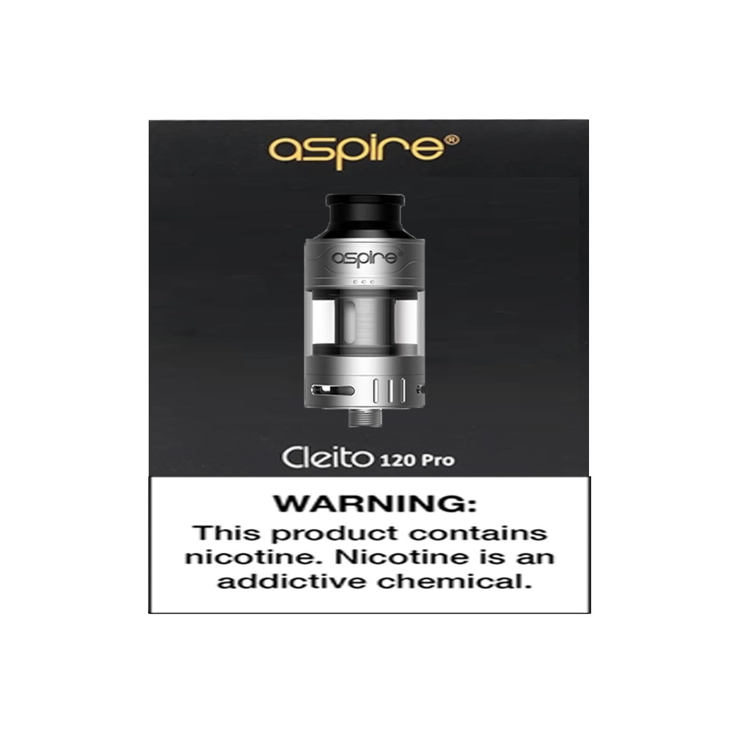 Aspire Cleito Pro Vape Tank - 2 ml