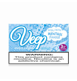 Veep Forest Menthol- 5x10ml