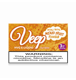 Veep Forest Mixed Fruit- 5x10ml