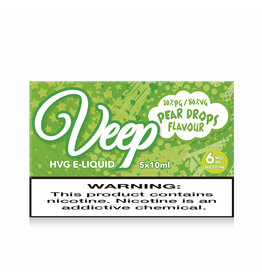 Veep Forest Pear Drops- 5x10ml