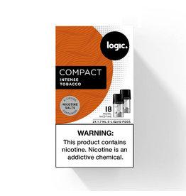 Logic Compact Pod - Intense Tobacco - 2Pcs