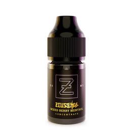 Zeus Juice - Mixed Berry Menthol