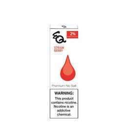 EQ - Strawberry (Nic Salt) 2%
