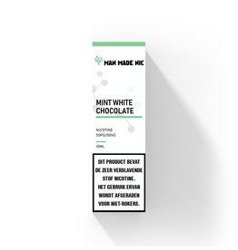 Man Made Nic - Mint White Chocolate