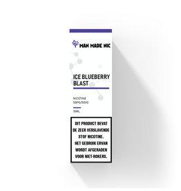 Man Made Nic - Iced Blueberry Blast
