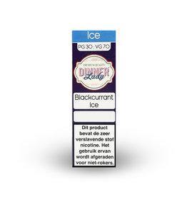 Dinner Lady - Blackcurrant Ice (Nic Salt)