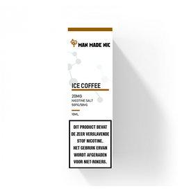 """Man Made Nic - Ice Coffee """"Nic Salt"""""""