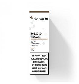 """Man Made Nic - Tobacco Royale """"Nic Salt"""""""