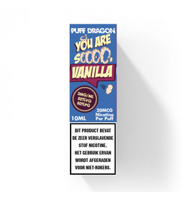Puff Dragon - French Vanilla