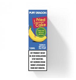 Puff Dragon  - Fried Banana Cake