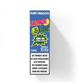 Puff Dragon - Zitrone & Limette