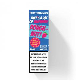 Puff Dragon - Raspberry Doughnut