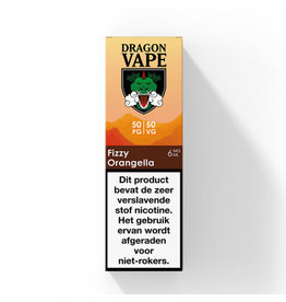 Dragon Vape - Sprudelnde Orangella