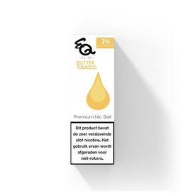 EQ - Buttertabak (Nic Salt) 2%