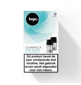 Logic Compact Pod - Mint Royale - 2 Stück
