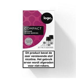 Logic Compact Pod - Intensive gemischte Beeren - 2St