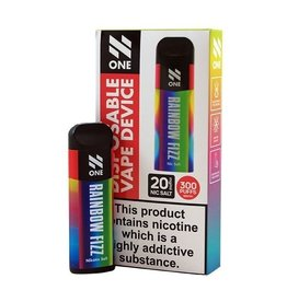 N-One Disposable Pod - Rainbow Fizz - 300 Puff