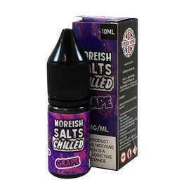 Moreish Puff Nic Salt Chilled Grape