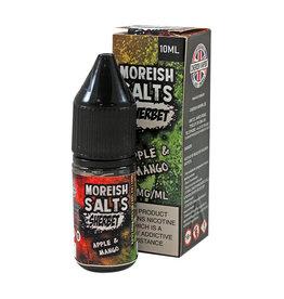Moreish Puff Nic Salz Sorbet Apfel & Mango