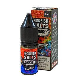 Moreish Puff Nic Salz Sorbet Regenbogen