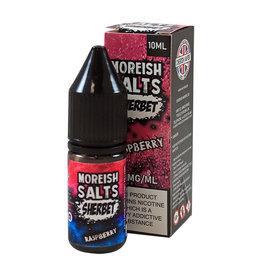 Moreish Puff Nic Salz Sorbet Himbeere