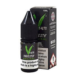 Moreish Puff Vapesta Nic Salt Original