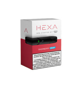 HEXA 2.0 - Mini Kit - Raspberry Frost - 250mAh