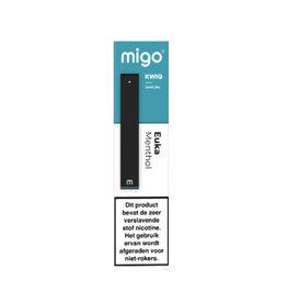 Migo Kwiq Wegwerper - Euka Menthol - 280mAh