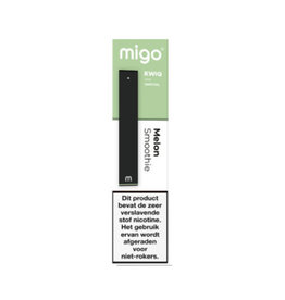 Migo Kwiq Einweg - Melonen Smoothie - 280mAh