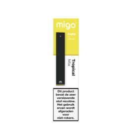 Migo Kwiq Wegwerper - Tropical Mix - 280mAh