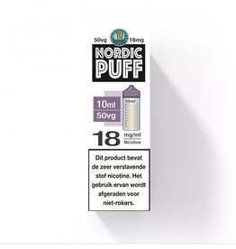 Nordic Puff Base - 50VG - 10ml