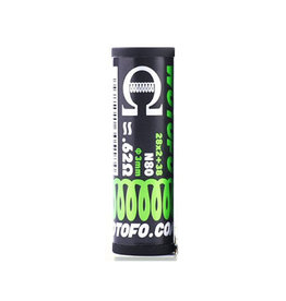 Wotofo Dual Core Fused Clapton N80 3mm - 10St