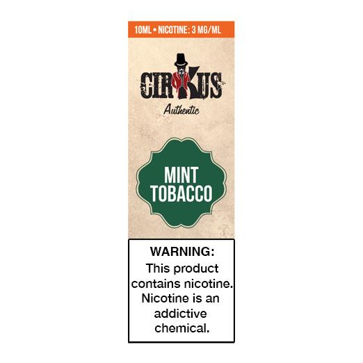 Authentische Cirkus - Mint Tobacco