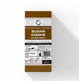 Glass Basix - Sugar Cookie 60ML S & V