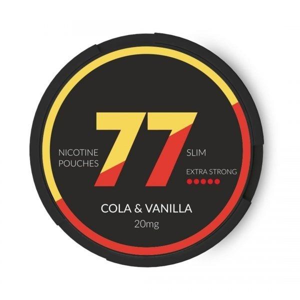 77 – Cola & Vanilla
