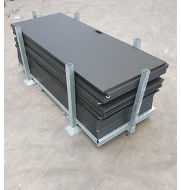 Stapelbok 200x80cm
